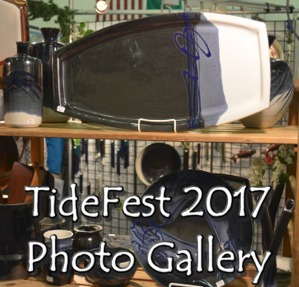 Tidefest 2017 Vendor Photo Gallery